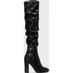 Kozaki za kolano Kazar, kolekcja damska wiosna 2020 | LaModa