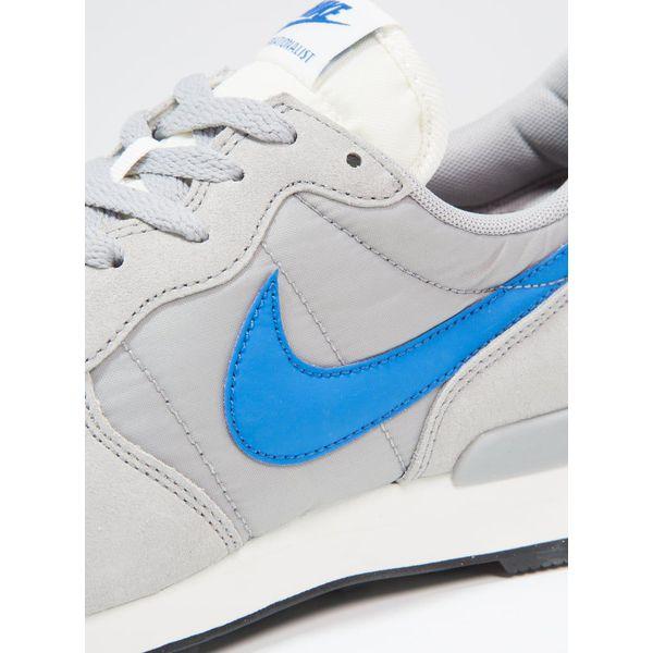c39adf7d0d967 Nike Sportswear INTERNATIONALIST Tenisówki i Trampki matte silver ...