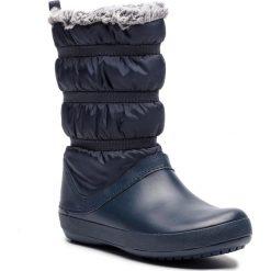 odebrane gładki nowy styl życia Śniegowce CROCS - Crocband Winter Boot W 205314 Burgundy