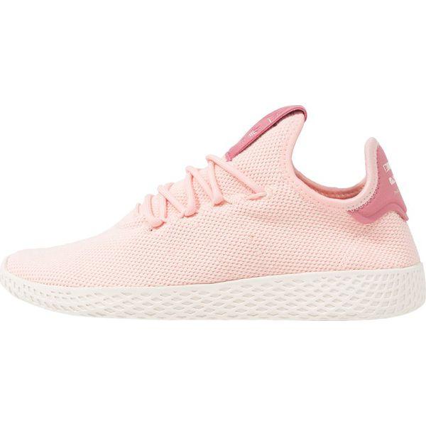 1eaa0fa163c1 adidas Originals PW TENNIS HU Tenisówki i Trampki ice pink chalk ...