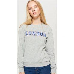d9d7573648cc33 Wyprzedaż - bluzy damskie ze sklepu Cropp - Kolekcja lato 2019 ...