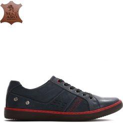 010c960a5a Czerwone obuwie męskie marki Born2be - Kolekcja wiosna 2019 - Sklep ...