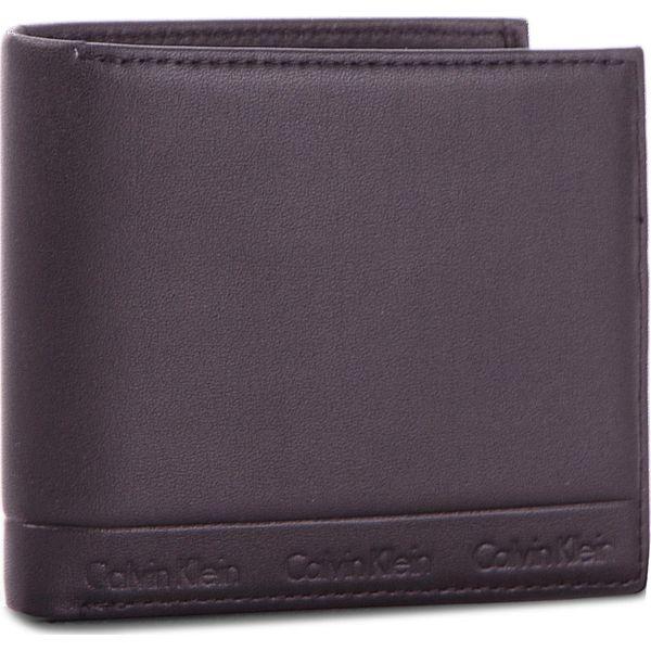 38a9babcc2be5 Duży Portfel Męski CALVIN KLEIN - Arthur Slimfold 6CC K50K502363 001 -  Portfele męskie marki Calvin Klein. W wyprzedaży za 179.00 zł.